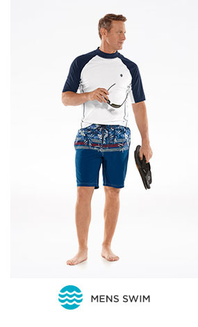 Men Shop By Activity - Swim