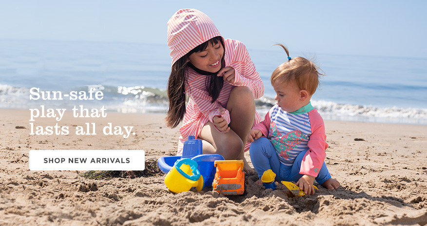 Sun-safe play that lasts all day