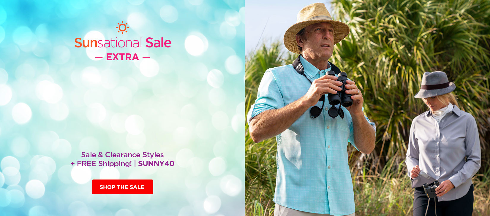 Sunsational Sale Extra 40% off - Sale & Clearance Styles + Free Shipping! | SUNNY40
