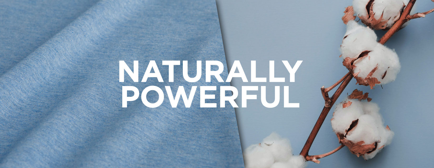 Naturally powerful