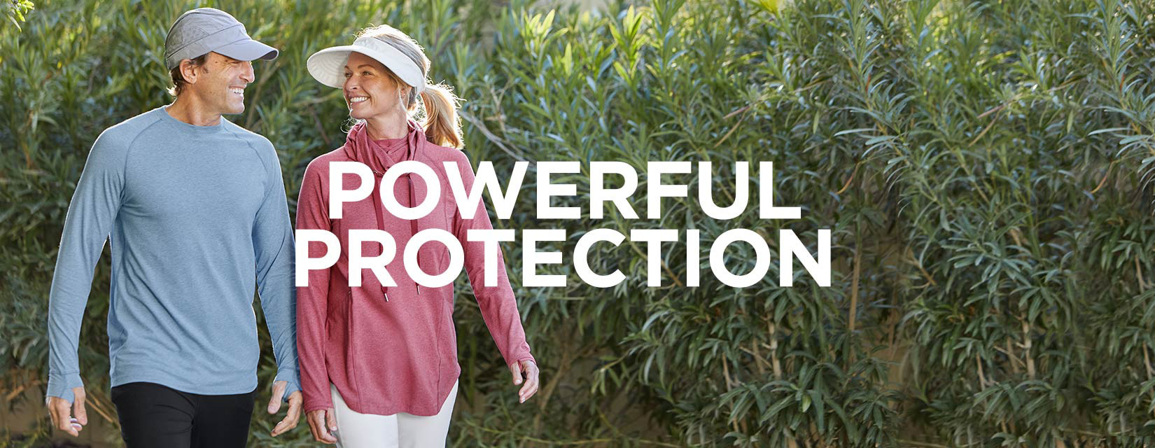 Powerful protection