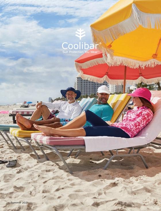 Coolibar Catalog catalog Summer 2021