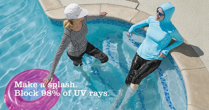 d8e13c1a0420c6 UV Sun Safe Protection Swimwear: Sun Protection Clothing - Coolibar ...