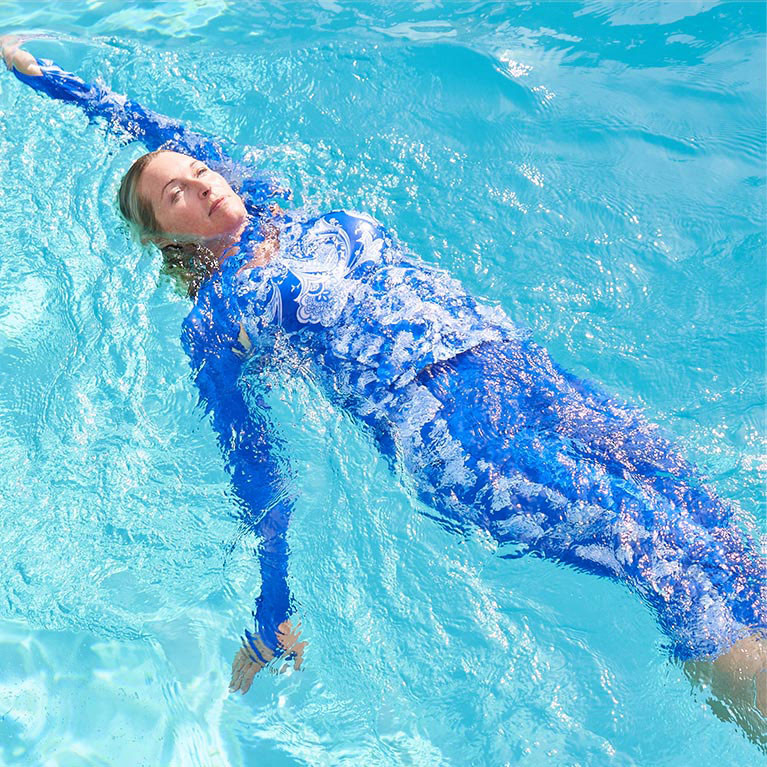 Womens Plus Swimwear
