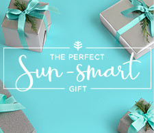 The perfect sun-smart gift