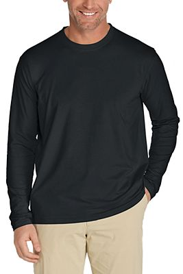 Men's Morada Everyday Long Sleeve T-Shirt UPF 50+