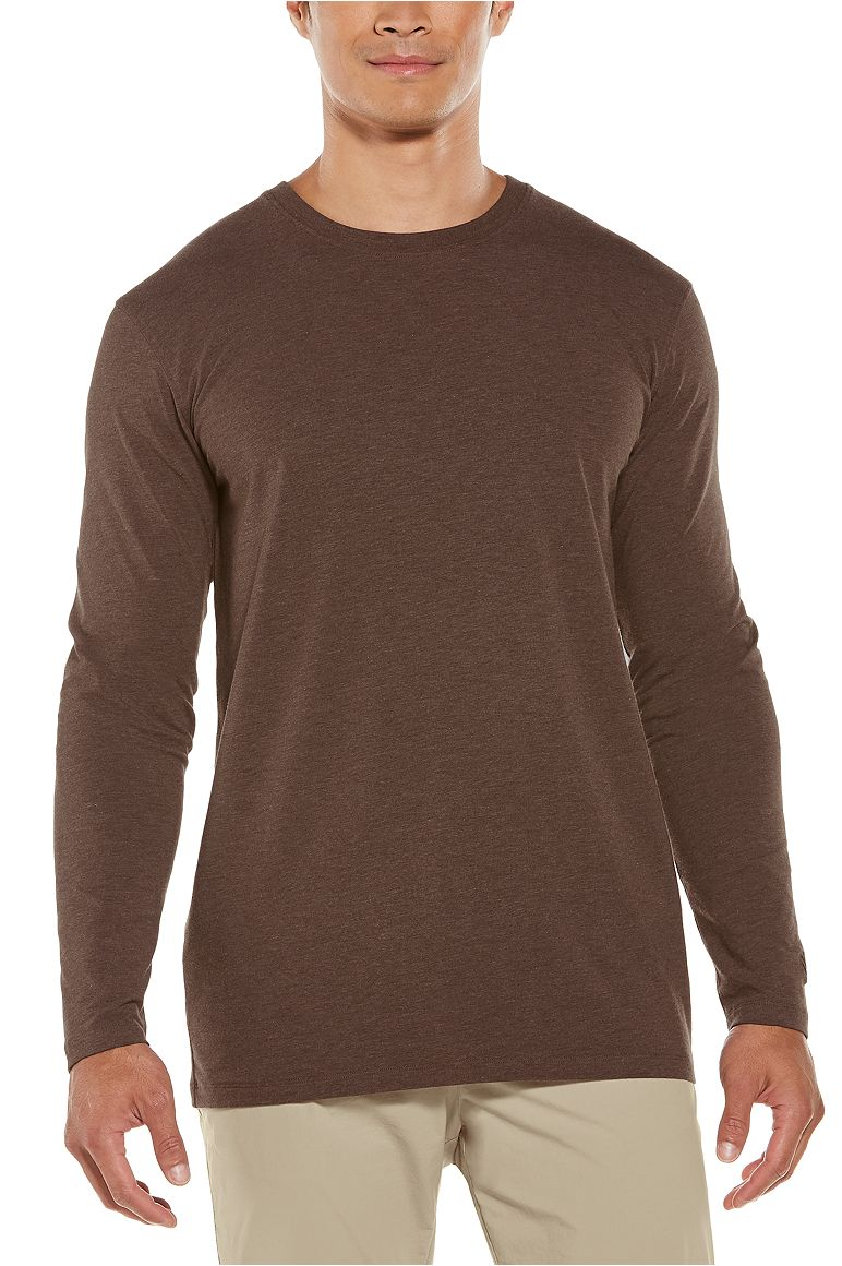 Men's Morada Everyday Long Sleeve T-Shirt UPF 50+
