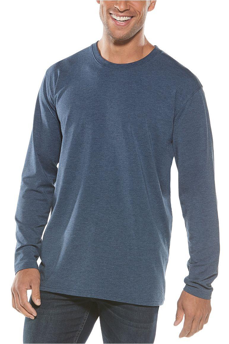 Men's Long Sleeve Everyday T-Shirt UPF 50+