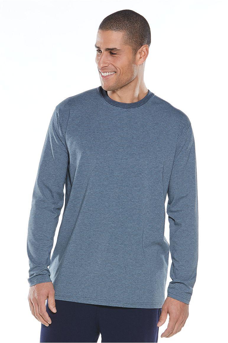 Men's Long Sleeve T-Shirt UPF 50+