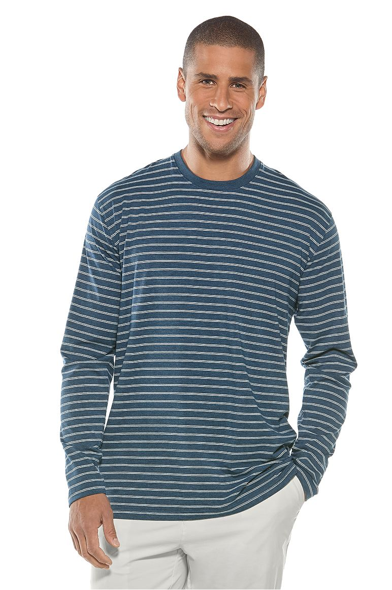 Men's Long Sleeve Everyday T-Shirt UPF 50+