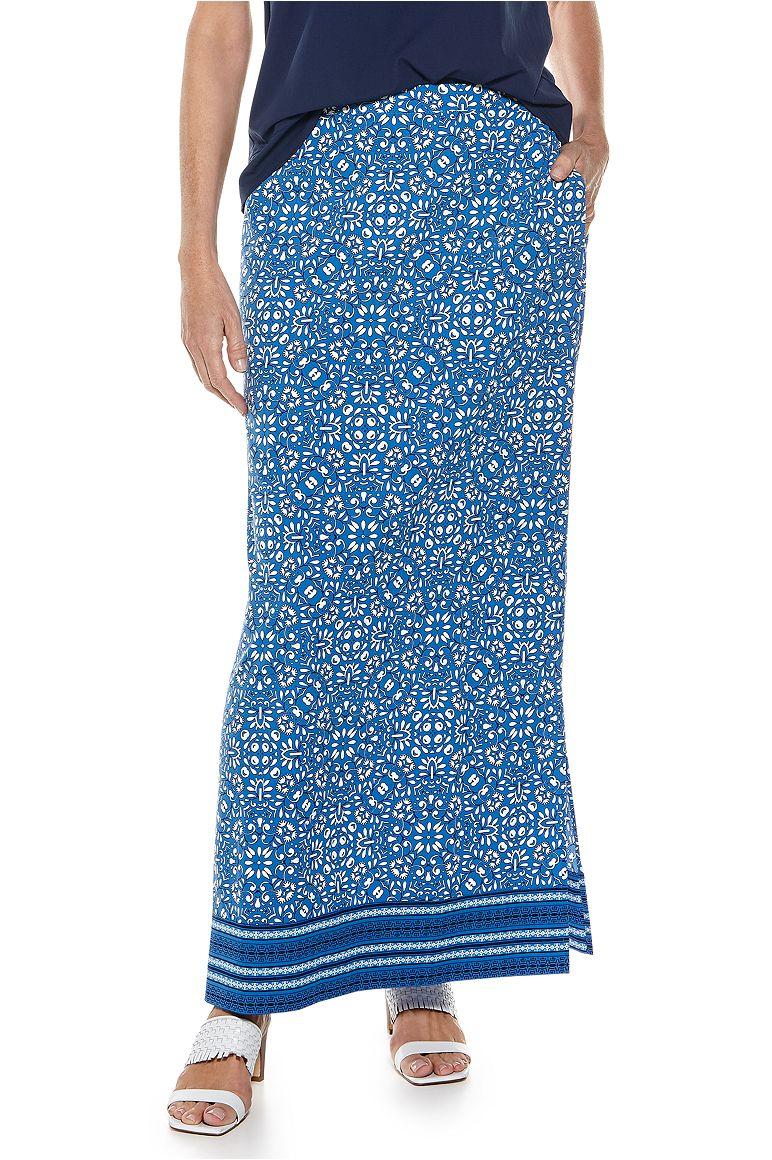 Women's Monte Carlo Maxi Skirt UPF 50+
