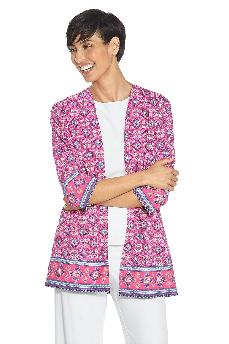 Women's Garden Party Wrap UPF 50+