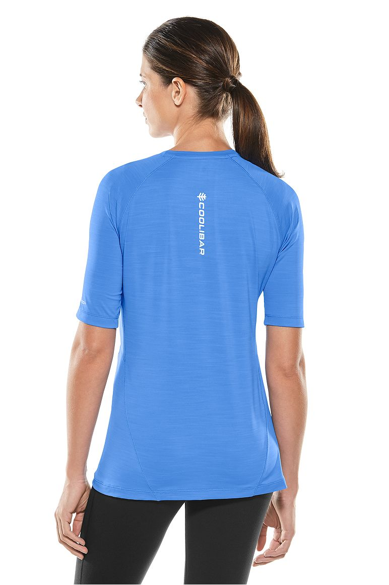 Women's Short Sleeve Fitness Tee UPF 50+