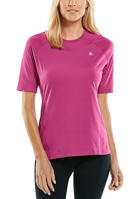 Women's Devi Short Sleeve Fitness T-Shirt UPF 50+