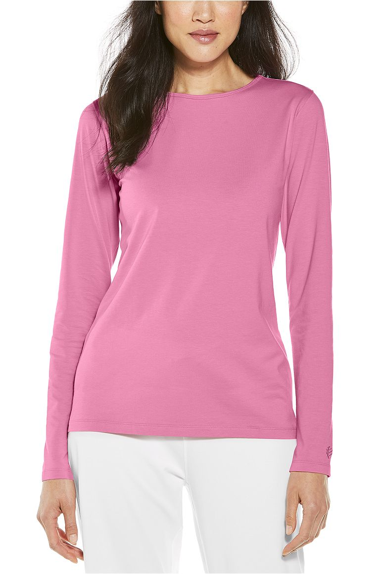 Women's Morada Everyday Long Sleeve T-Shirt UPF 50+