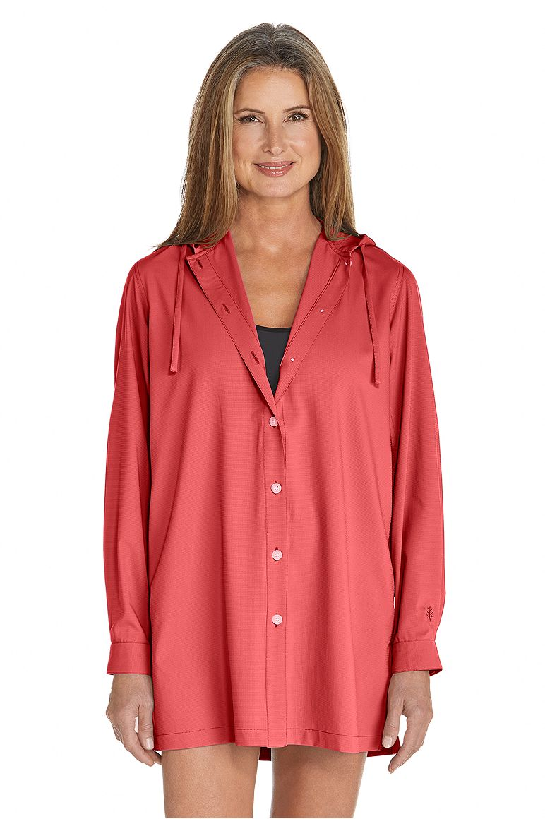 Women's Beach Shirt UPF 50+