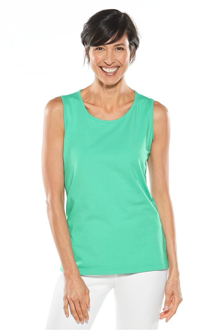Women's Everyday Basic Tank UPF 50+