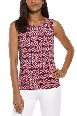 Women's Morada Everyday Basic Tank UPF 50+