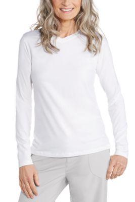 Women's Morada Everyday V-Neck T-Shirt UPF 50+