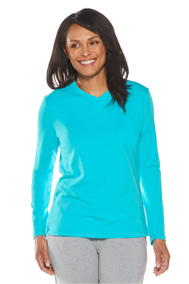 01357-611-1000-1-coolibar-v-neck-t-shirt-upf-50