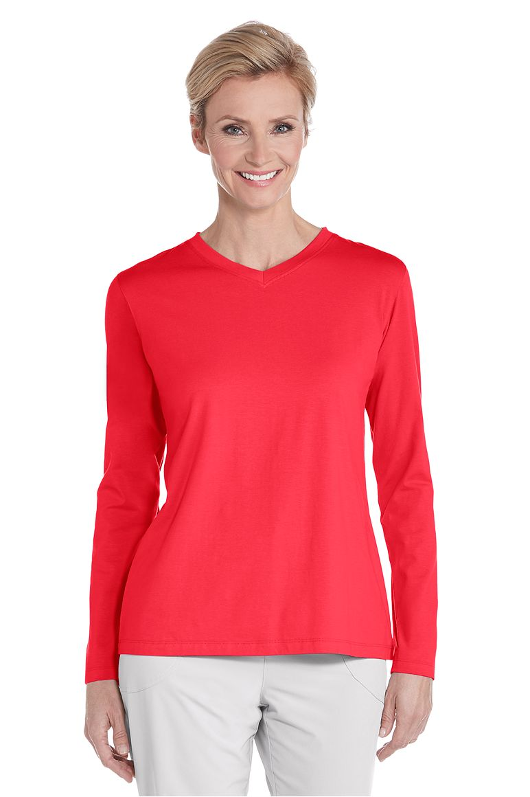 01357-611-1000-1-coolibar-v-neck-t-shirt-upf-50