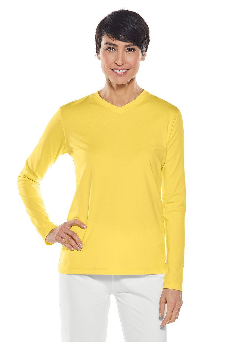 Women's Everyday V-Neck T-Shirt UPF 50+