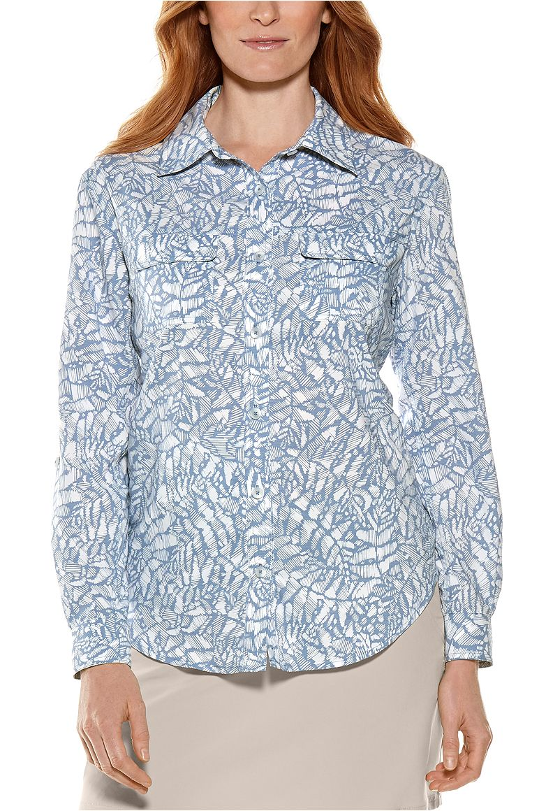 Women's Travel Shirt UPF 50+