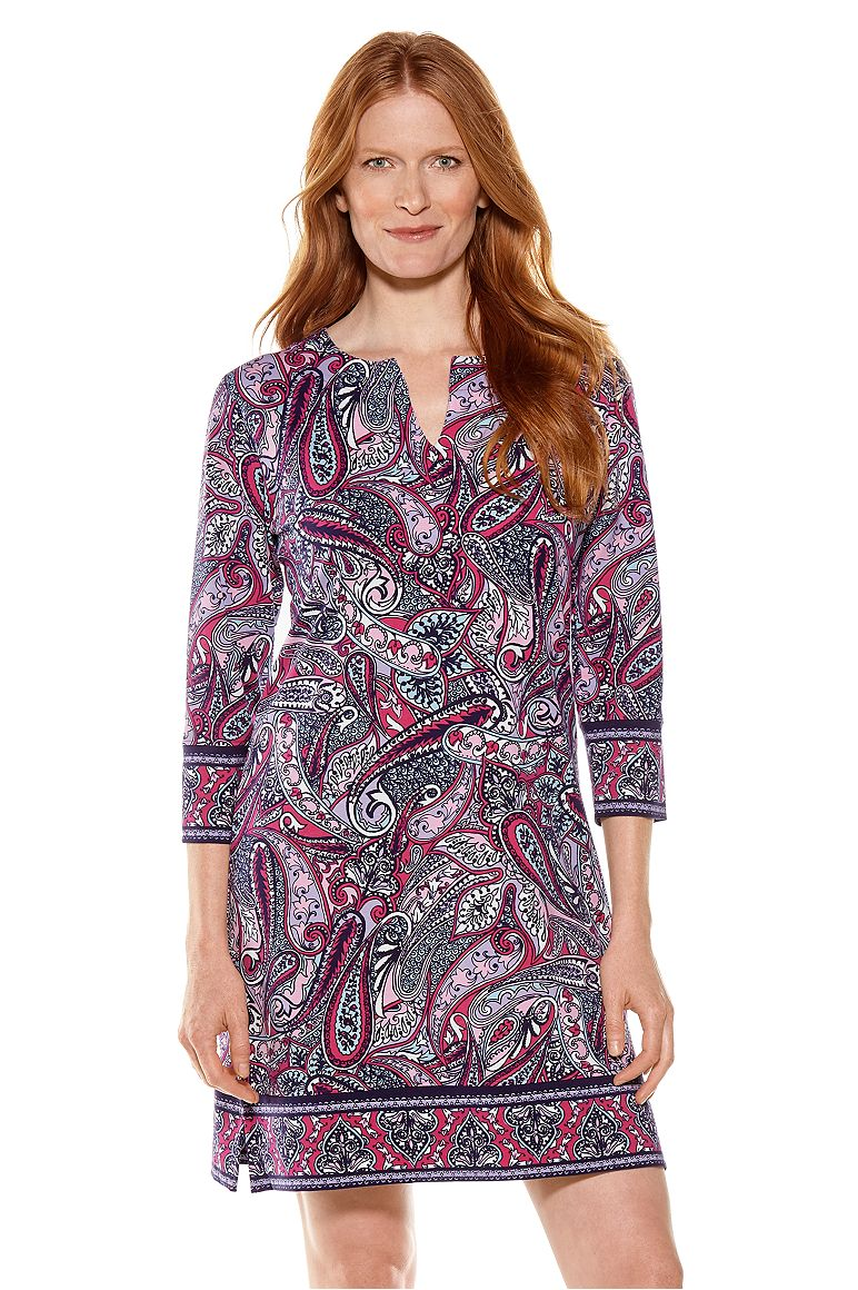 Women's Oceanside Tunic Dress UPF 50+