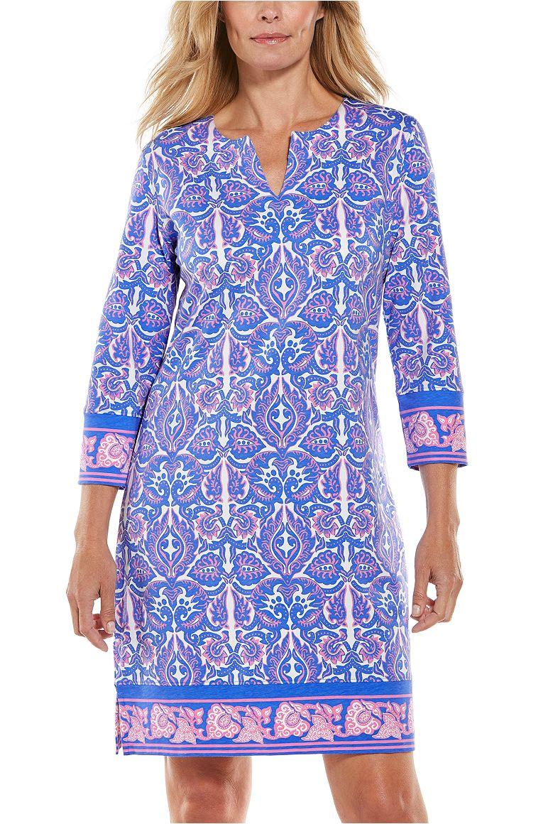 Women's Oceanside Tunic Dress UPF 50+