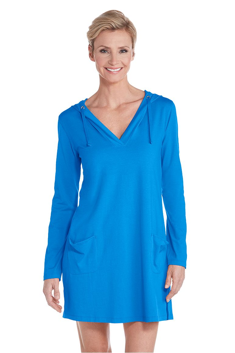 Women's Beach Cover-Up Dress UPF 50+