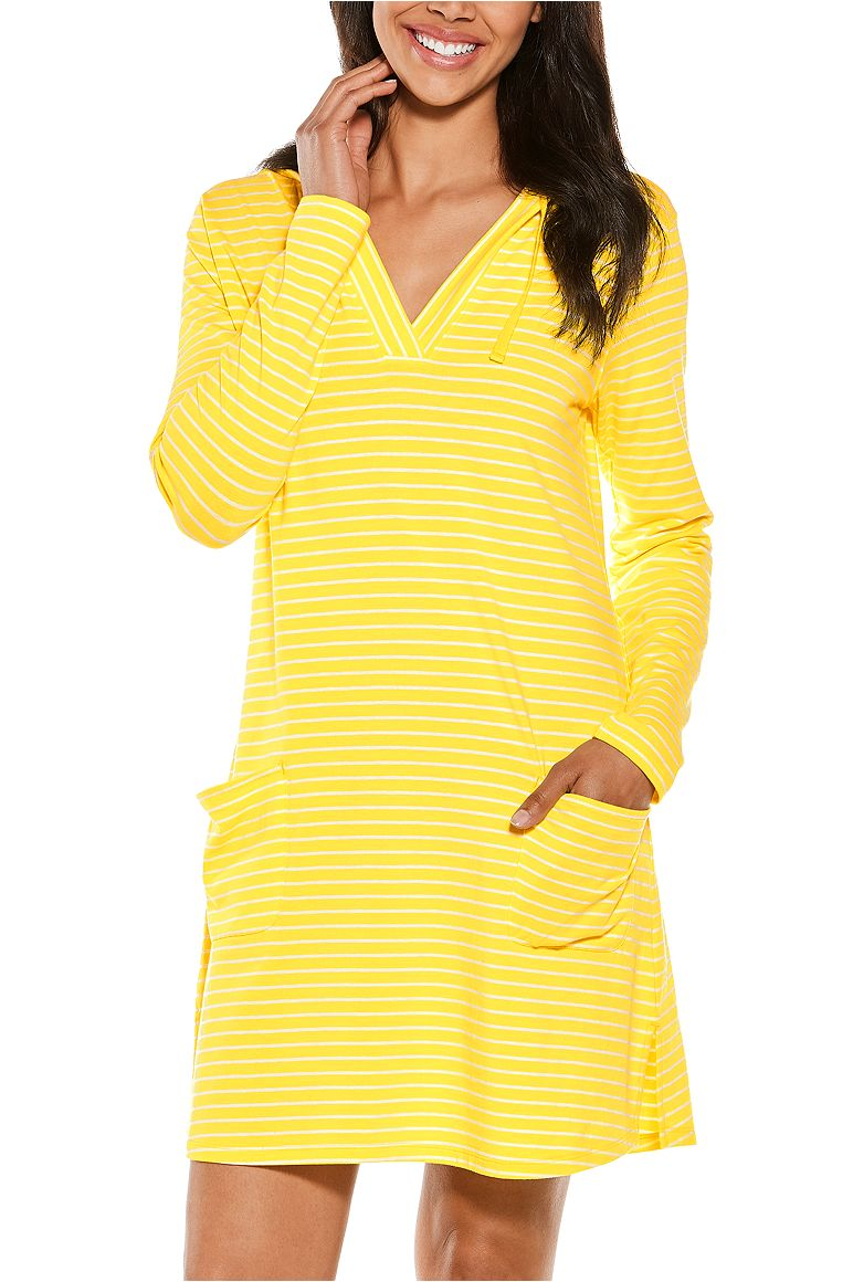 a1d00f9b42c24 Womens Beach Cover-Up Dress UPF 50+: Sun Protective Clothing ...