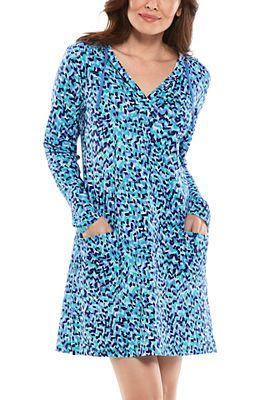 Women's Catalina Beach Cover-Up Dress UPF 50+