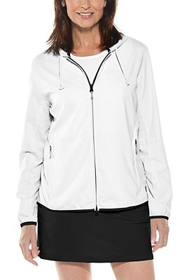 Women's Arcadian Packable Sunblock Jacket UPF 50+