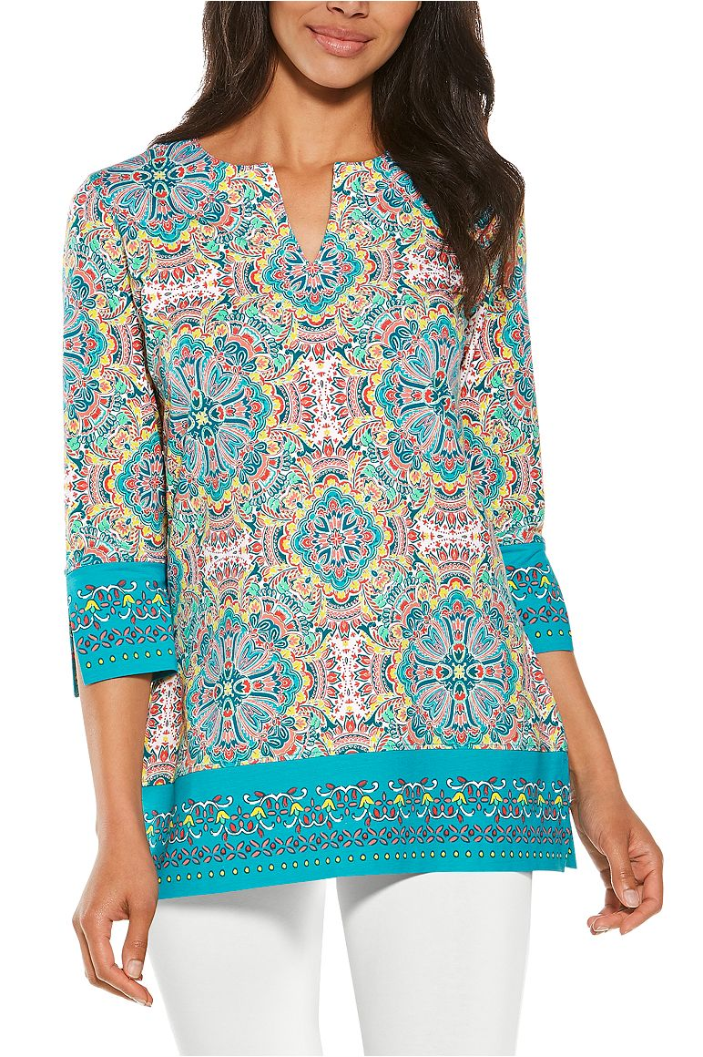 Women's St. Lucia Tunic Top UPF 50+