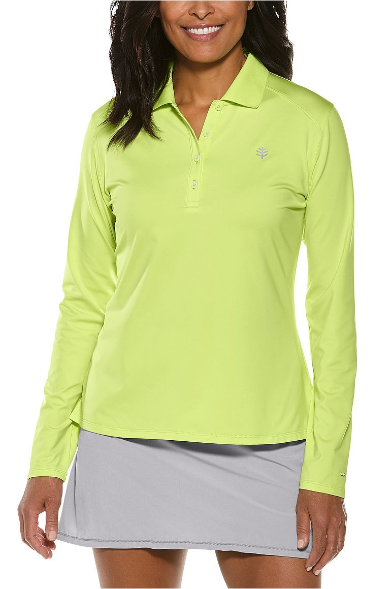 Women's Prestwick Golf Polo UPF 50+