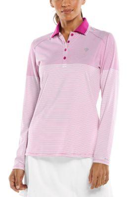 Women's Prestwick Golf Polo UPF 50+