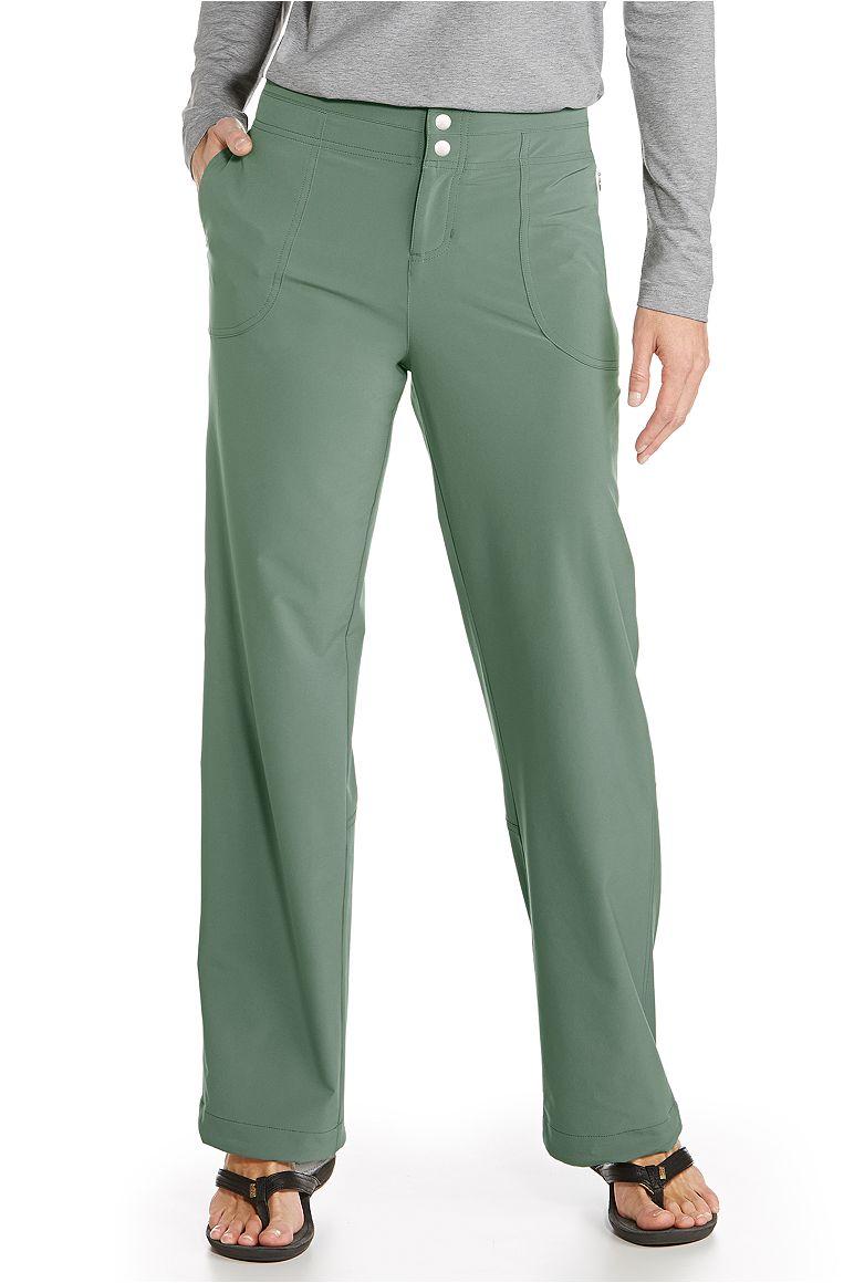 Women's Adventure Pants UPF 50+