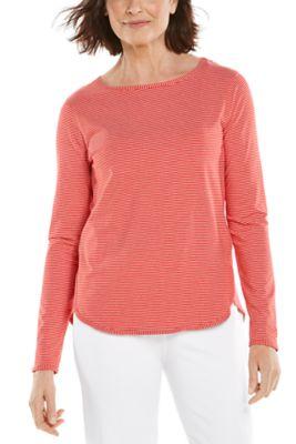 Women's Heyday Side Split Shirt UPF 50+