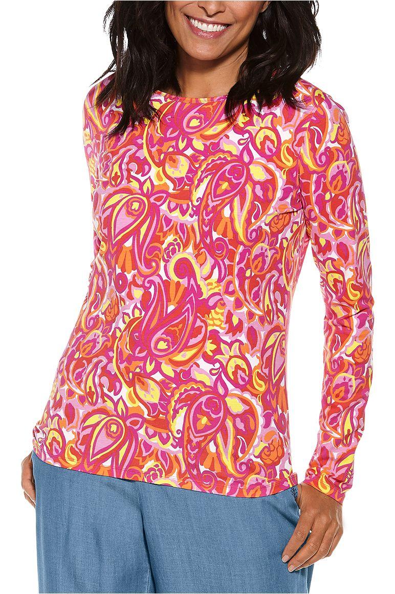 Women's Everyday Printed T-Shirt UPF 50+