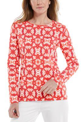 Women's Morada Everyday Printed T-Shirt UPF 50+