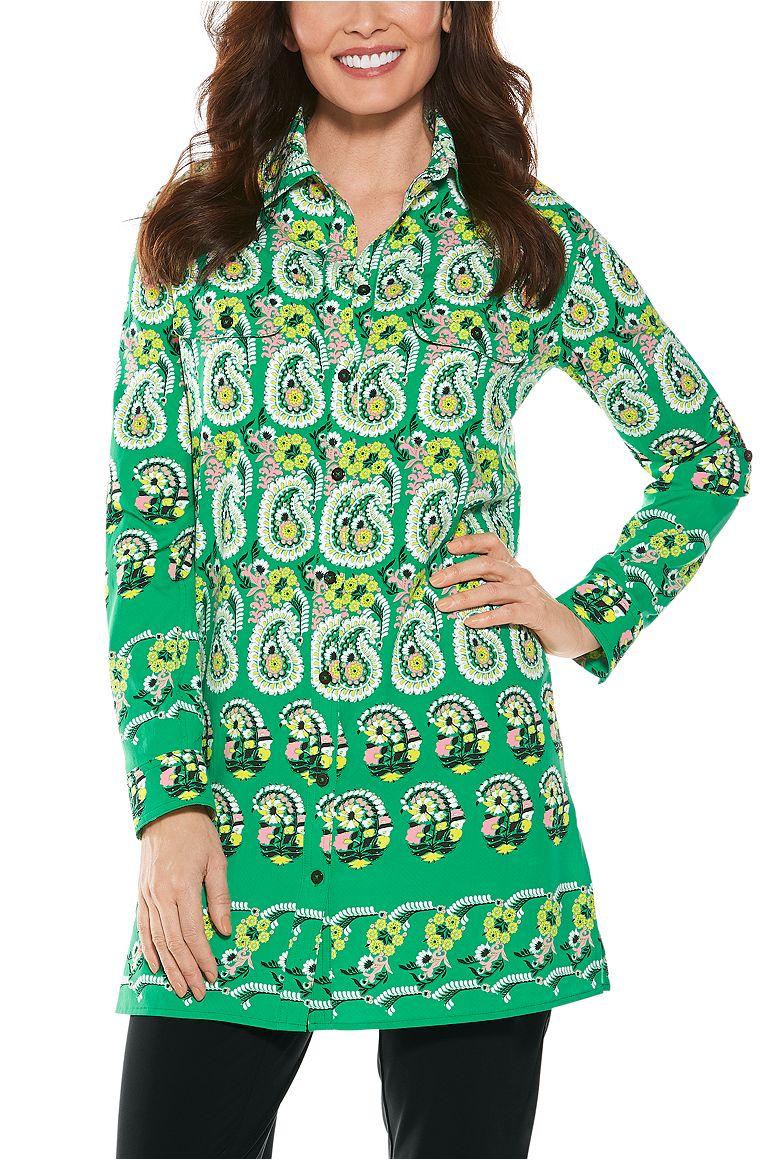 9f950cbe688 Tunic Shirt: Sun Protective Clothing - Coolibar : Sun Protective Clothing -  Coolibar