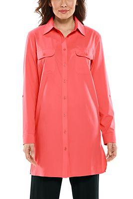 Women's Santorini Tunic Shirt UPF 50+
