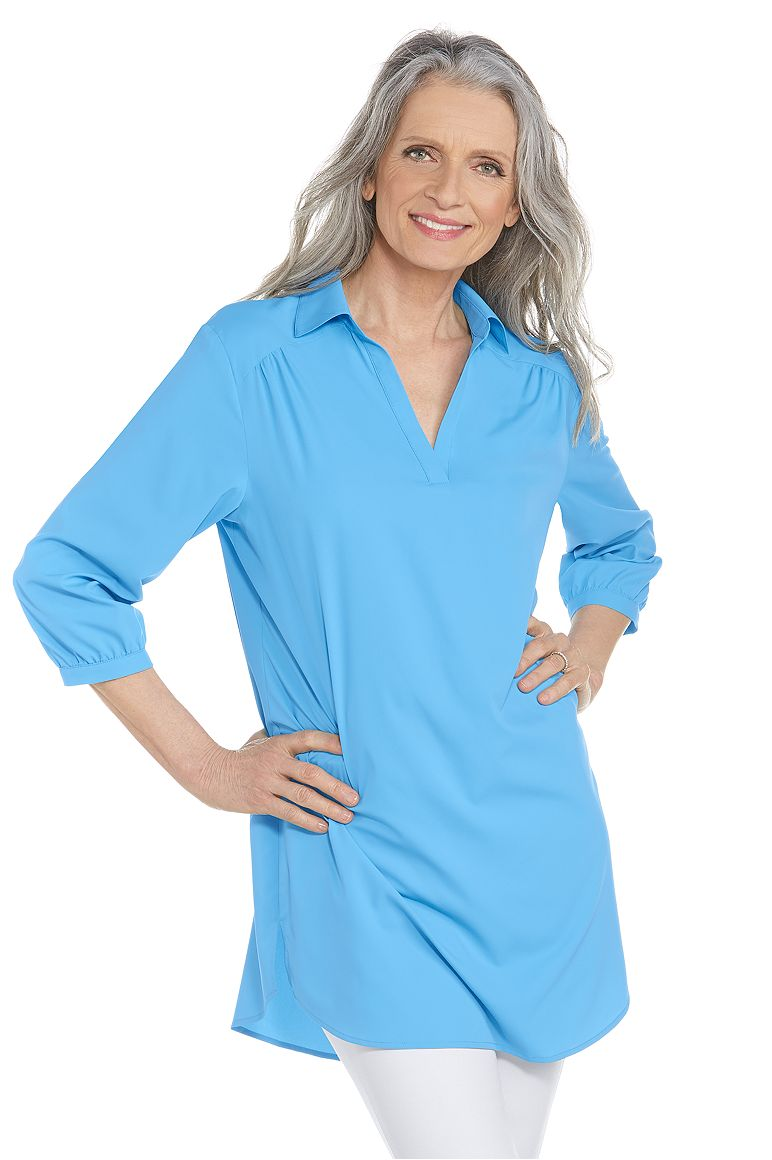 8c3c0841a2e Beach Tunic Top: Sun Protective Clothing - Coolibar : Sun Protective  Clothing - Coolibar