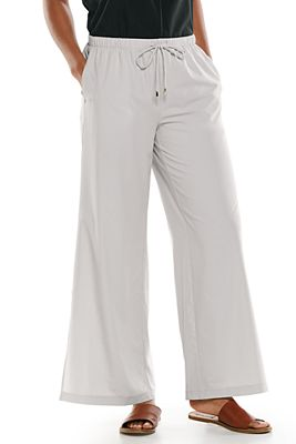 Women's Petra Wide Leg Pants UPF 50+