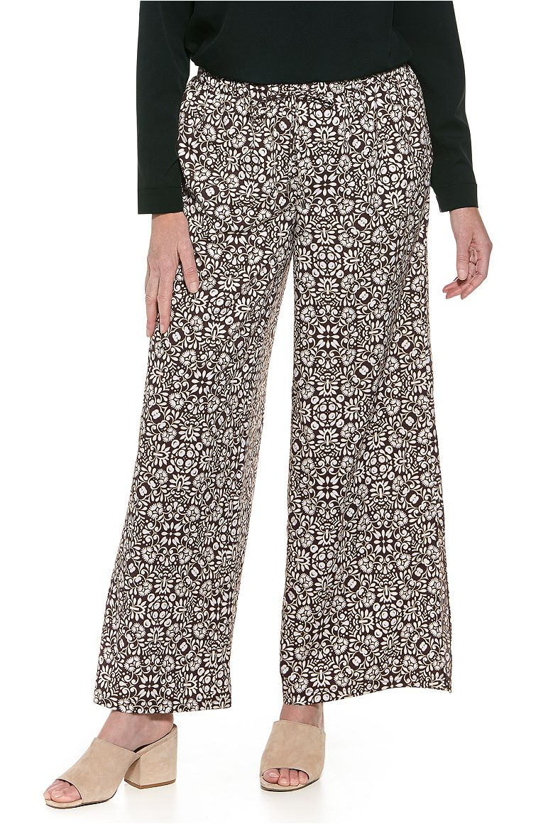 7f6f49848fd Wide Leg Pants  Sun Protective Clothing - Coolibar