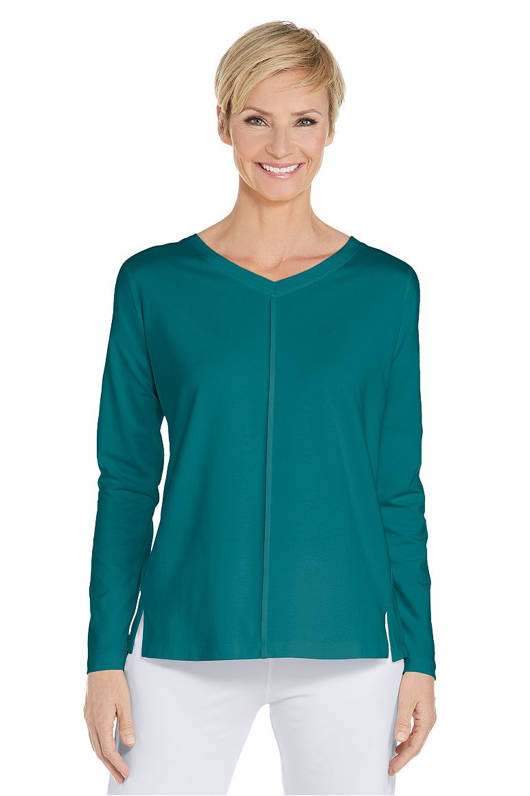01484-376-1000-1-coolibar-v-neck-tunic-top-upf-50