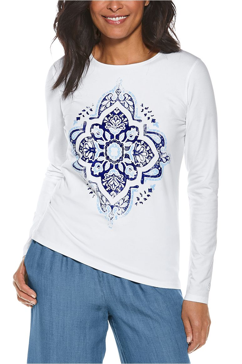 Women's Everyday Graphic T-Shirt UPF 50+