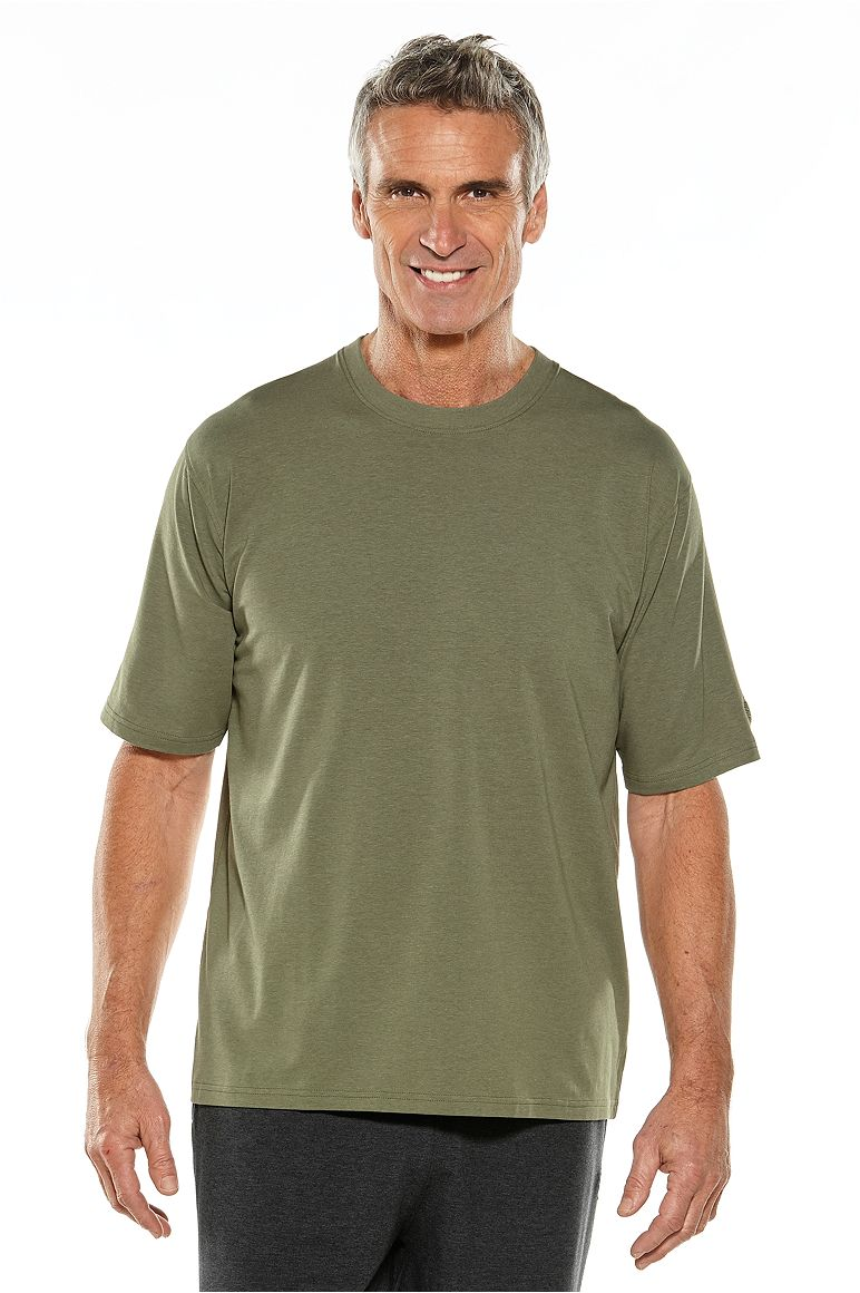 Men's Short Sleeve Everyday T-Shirt UPF 50+