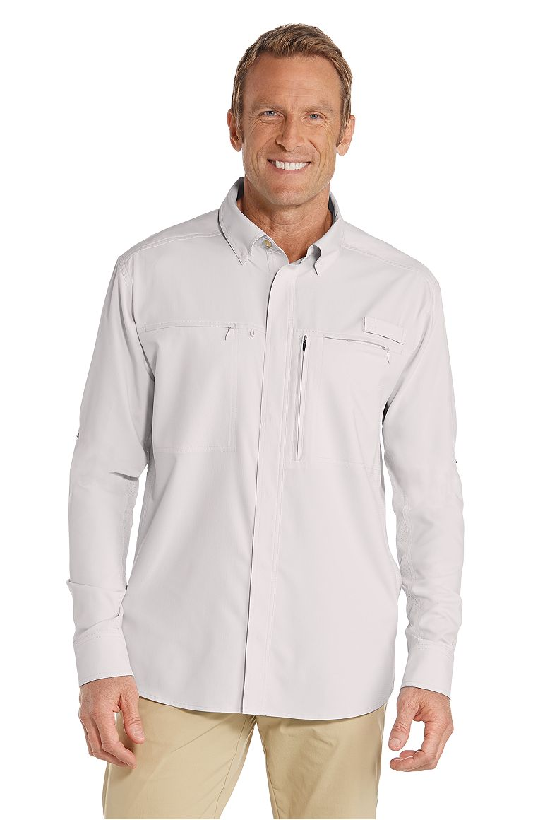 Men's Fishing Shirt UPF 50+