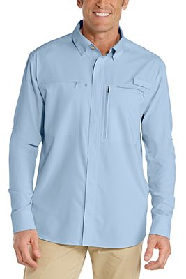 Men's Baraco Fishing Shirt UPF 50+
